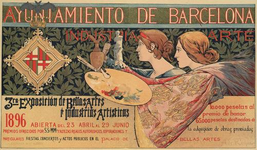 Ayuniamiento De Barcelona Works Emuseum